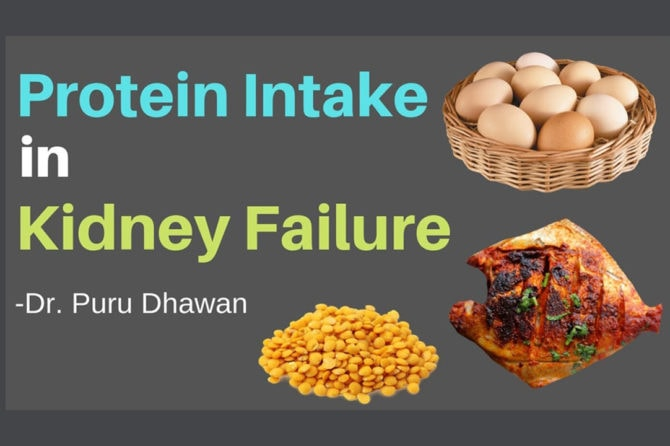 Kidney Failure Diet Chart