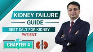Best salt for kidney patient