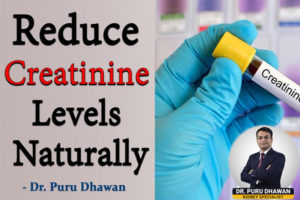 Reduce Creatinine Levels Naturally