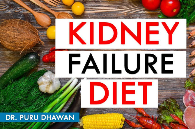 Kidney Failure Diet